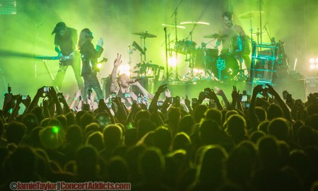Imagine Dragons @ Deck the Hall Ball 2014 - KeyArena © Jamie Taylor