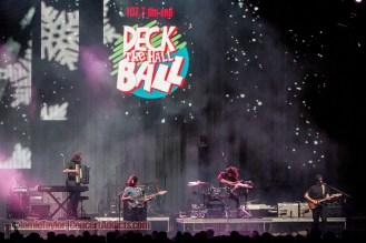 Kongos @ Deck the Hall Ball 2014 - KeyArena © Jamie Taylor