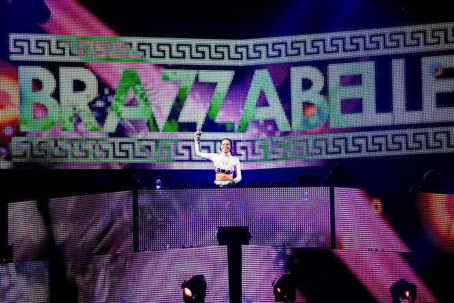 Brazzabelle @ Lights All Night TX © Braden Jarvis