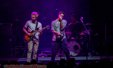 Young The Giant @ Deck the Hall Ball 2014 - KeyArena © Jamie Taylor