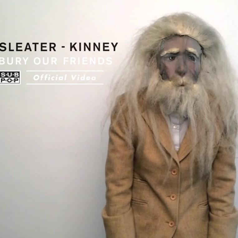 Sleater-Kinney Releases Long List Of Dates