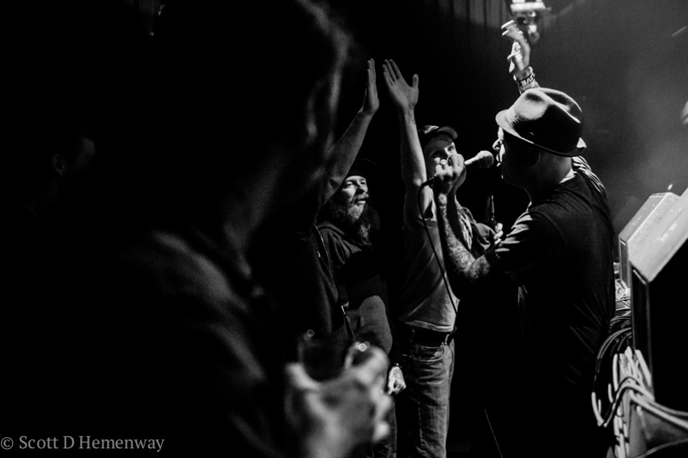 The Bunny Gang @ The Imperial © Scott Hemenway