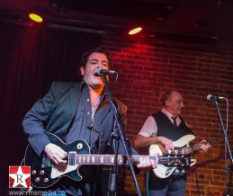 Rick Vito and the Lucky Devils with Billy Burnette @ Upstairs Cabaret © Rob Porter