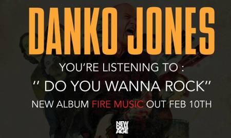 Danko Jones Announces Canadian Tour Dates
