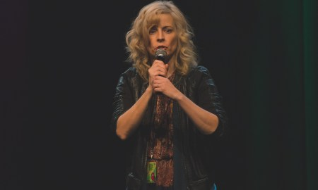 Maria Bamford for Northwest Comedy Fest @ The Vogue Theatre © Mike Browne