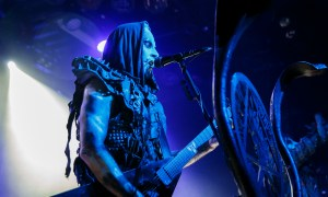Behemoth at Commodore Ballroom © Creative Copper Images