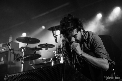 Northlane @ MacEwan Hall © J. Dirom