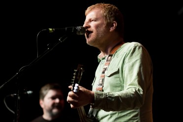 The New Pornographers at Molson Place Studio Hamilton ©Wally Graves