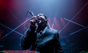 Marilyn Manson @ Queen Elizabeth Theatre Vancouver © Jamie Taylor