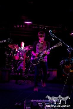 Mellt at The Biltmore Cabaret © Andy Scheffler