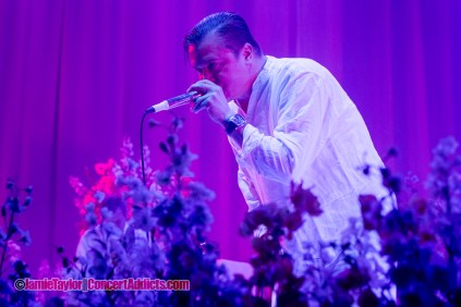 Mike Patton of Faith No More @ Pne Forum Vancouver © Jamie Taylor