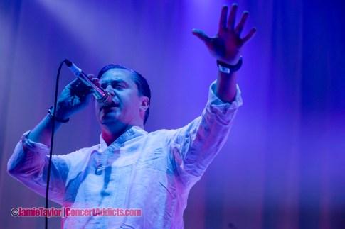 Mike Patton of Faith No More @ Pne Forum Vancouver © Jamie Taylor