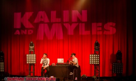Kalin and Myles @ The Rio Theatre Vancouver © Jamie Taylor