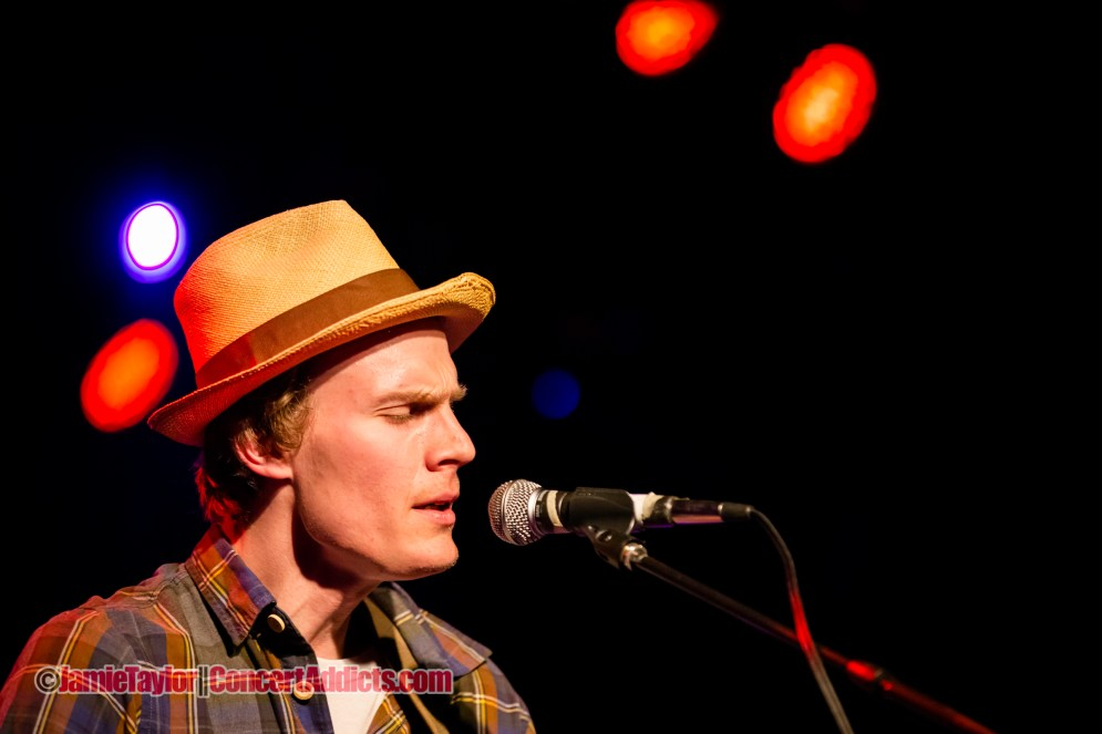 Current Swell @ Commodore Ballroom Vancouver © Jamie Taylor