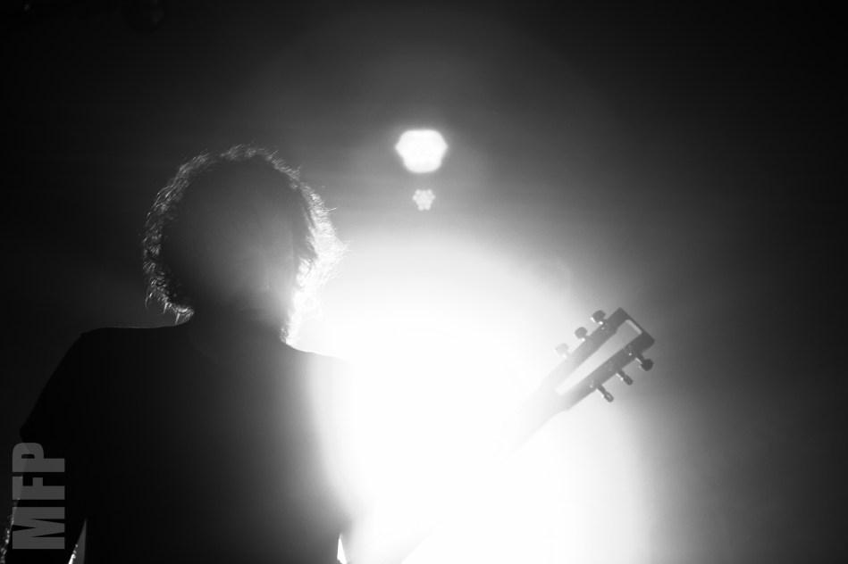 Brent Hinds of Mastodon at Showbox SODO © Michael Ford
