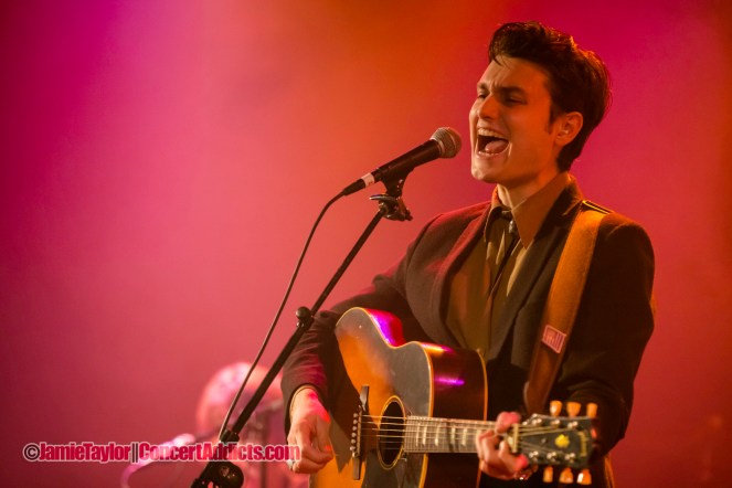 Henry Stansall of Ruen Brothers @ Commodore Ballroom Vancouver © Jamie Taylor