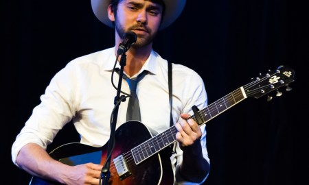 Shakey Graves at Molson Canadian Studio ©WallyGraves2015