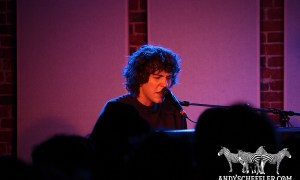 Tobias Jesso Jr at Electric Owl © Andy Scheffler