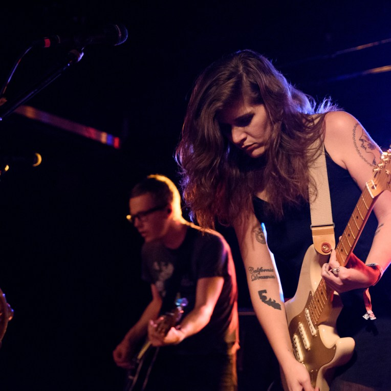 Bethany Cosentino of Best Coast @ The Loft © Dan Kulpa