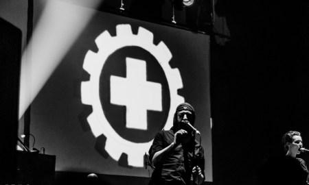 Laibach @ Rickshaw Theatre © Erik Iversen