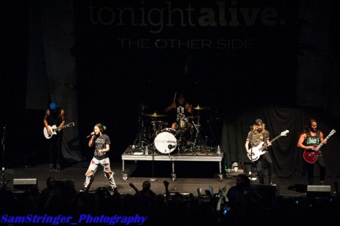 Tonight Alive +@ City National Civic – May 4th 2015