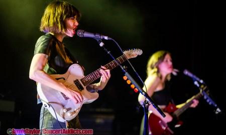 Sleater-Kinney @ Commodore Ballroom Vancouver © Jamie Taylor