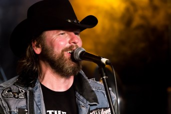 The Road Hammers@Boots and Bourbon Saloon CMW2015 ©Wally Graves2015