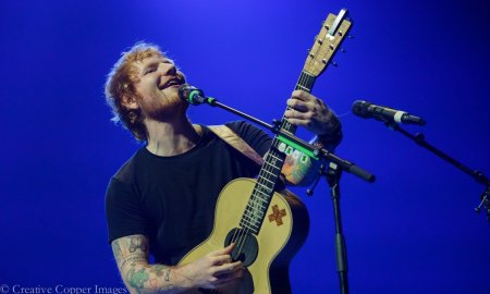 Ed Sheeran at Rogers Arena ©Creative Copper Images