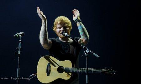 Ed Sheeran at Rogers Arena ©Creative Copper Images