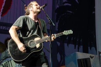 Matt Nathanson at the Molson Canadian Amphitheare in Toronto June 23, 2015 ©Dawn Hamilton