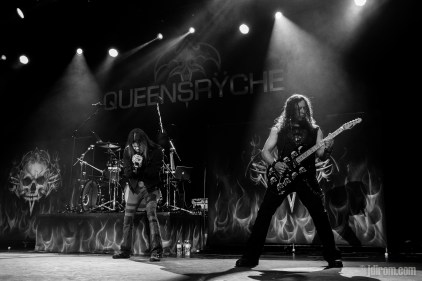 Queensryche at Grey Eagle Resort & Casino © J. Dirom
