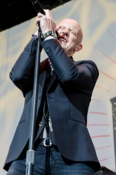 The Fray at the Molson Canadian Amphitheare in Toronto June 23, 2015 ©Dawn Hamilton