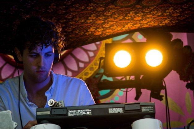 Day 1 @ Bestival Toronto- June 11th © Joey Rootman. Jamie XX