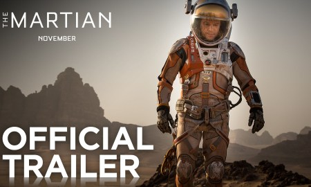 The Martian [2015] – Official Trailer #1