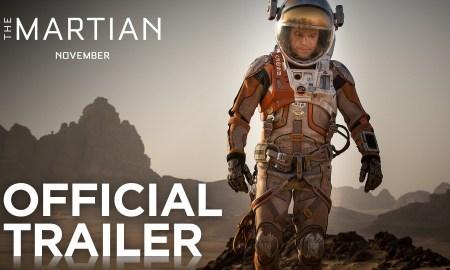 The Martian [2015] – Official Trailer #1