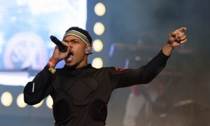 chance the rapper on Day 3 of the Pitchfork Music Festival @ Union Park Chicago – July 19th 2015