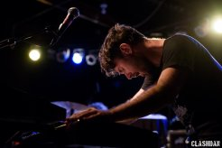 Cymbals Eat Guitars @ Cats Cradle © Dan Kulpa