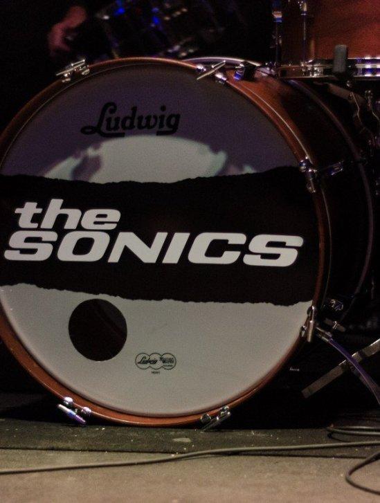 The Sonics @ Venue Nightclub © Erik Iversen