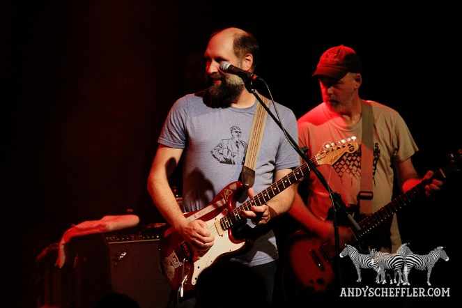 Built To Spill @ Commodore © Andy Scheffler