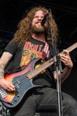 Monster Truck at Big Music Fest 2015 ©Dawn Hamilton