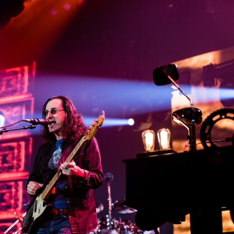 Rush @ The Saddledome © J. Dirom