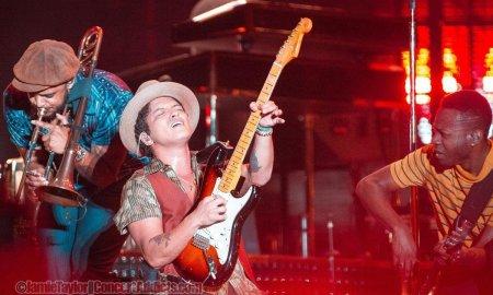 Bruno Mars Squamish Valley music Festival 2014
