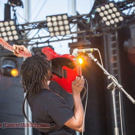 Black Joe Lewis Squamish Valley music Festival 2014