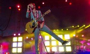 Thomas Rhett live at Sunfest 2015 in Duncan, BC © RMS Media