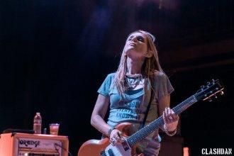 Nina Gordon of Veruca Salt @ The 9:30 Club - August 1st 2015