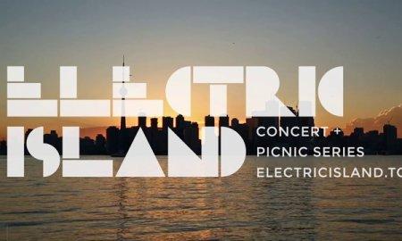 electric island 2015