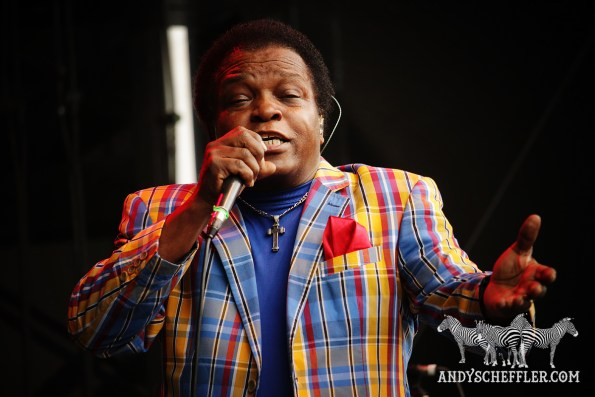 Lee Fields & The Expressions @ Burnaby Blues & Roots - Aug. 08, 2015 © Andy Scheffler