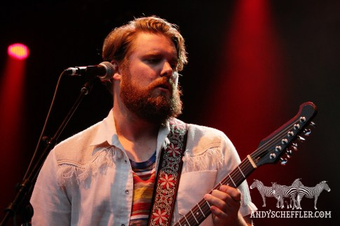 The Sheepdogs @ Burnaby Blues & Roots - Aug. 08, 2015 © Andy Scheffler