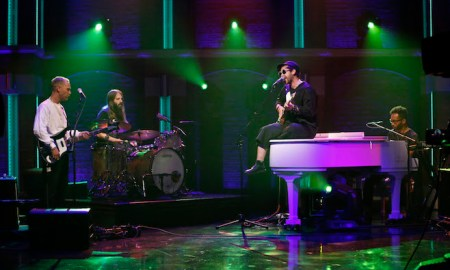 """Unknown Mortal Orchestra Perform """"Multi-Love"""" On Late Night With Seth Meyers"""