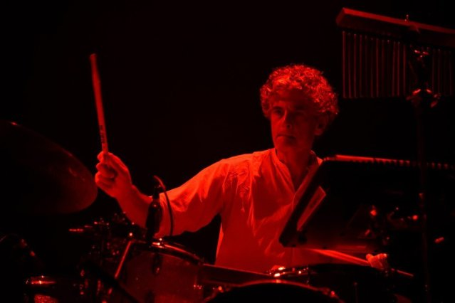 Simone Pace of Blonde Redhead